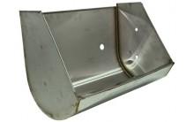 Comedero inox.( 1 poza ) Material para distribución y alimentación granjas de cerdos