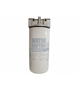 Filtro decantador para el trasiego de gasoil 30 micrones completo Filtros-Prefiltros-Aspiracion de Gasoil