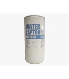 Filtro decantador para el trasiego de gasoil 30 micrones cartucho (70l-m) Filtros-Prefiltros-Aspiracion de Gasoil