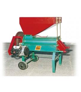 Peladora de Almendra 300-400 Kg -H con Motor Gasolina