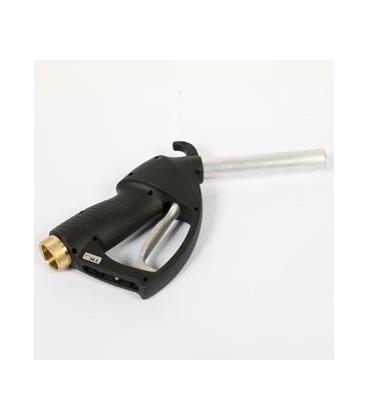 Pistola Manual gran Caudal 150 l/min para Aceite o Gasoil Cuenta litros y pistolas de Gasoil