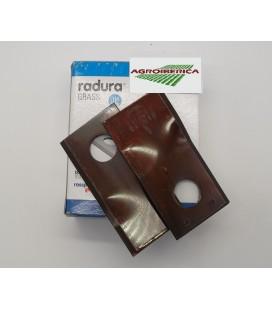 Cuchilla adaptable para Segadora Krone Repuestos Segadora Krone