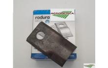 Cuchilla adaptable para Segadora Krone tipo Teja Repuestos Segadora Krone
