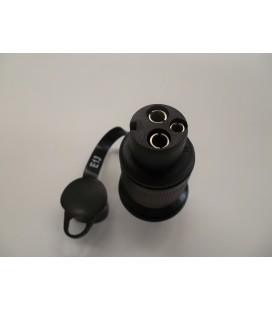 Enchufe para Remolque Conexion Hembra Enchufes-Clavijas-Cables