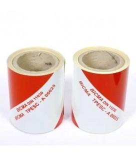 Banda Adhesiva de Señalizacion