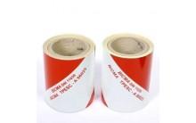 Banda Adhesiva para Señalizacion Placas y Señalizacion