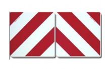 Placas Reflectantes Juego de Dos Placas y Señalizacion
