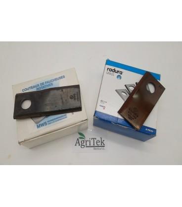 Cuchilla Adaptable para Segadora Pottinger Repuestos para Segadora Pottinger