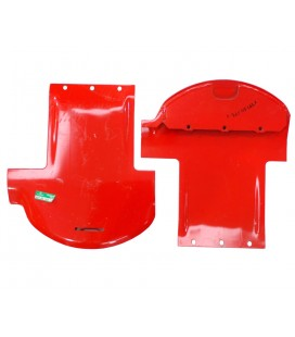 Patin Lateral Adaptable para Segadora Pottinger