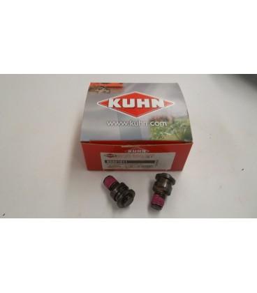 Tornillo Original para Cuchilla Segadora Kuhn Cuchillas y tornillos Segadora Kuhn