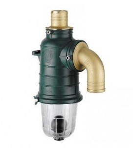 Valvula Sifon para Cisternas y Cubas de Purin