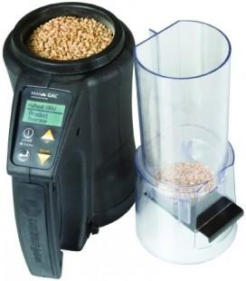 Medidor de  Humedad  y Temperatura de Cereales y Frutos Secos.