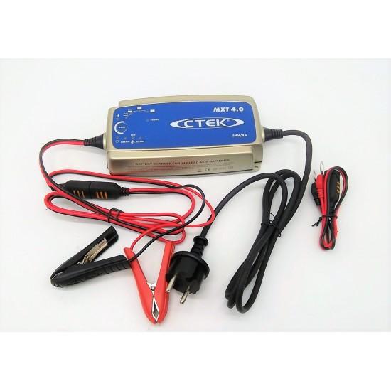 Cargador de bateria Ctek MXT 4.0 24V Cargadores y Comprobadores de Baterias CTEK
