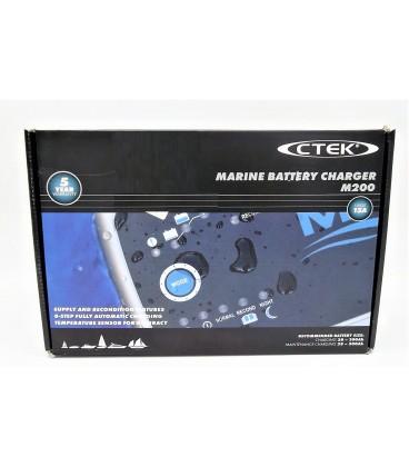 Cargador de bateria Ctek M200 12V-15A Cargadores y Comprobadores de Baterias CTEK