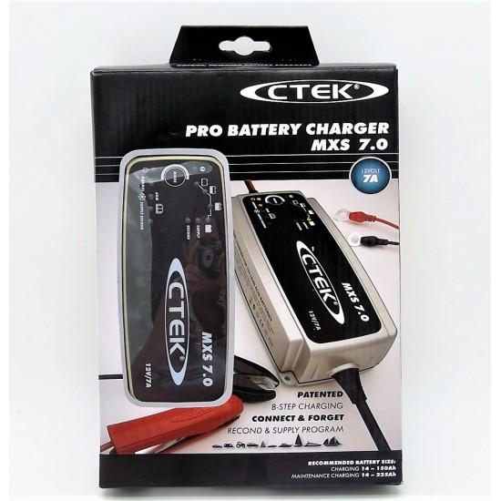 CARGADOR DE BATERIA CTEK MXS 7.0 12V Cargadores y Comprobadores de Baterias CTEK