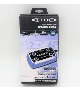 Cargador de bateria Ctek D250S DUAL 12V-20A