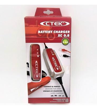 Cargador de bateria Ctek XC 0.8A - 6V Cargadores y Comprobadores de Baterias CTEK