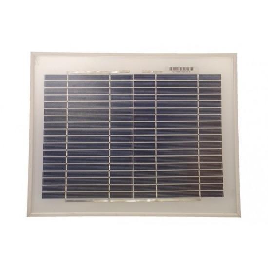 Placa Solar 12v. 10w Pastores electricos