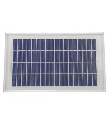 Placa Solar 12v. 5w Pastores electricos