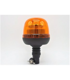 Faro Rotativo Flexible Led 12-24V