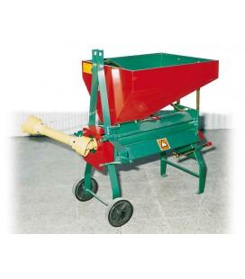 Peladora de Almendras 400-500 Kg/h al Cardan del Tractor