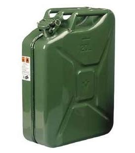 Bidon para Transporte de Gasoil Depositos Homologados de Gasoil