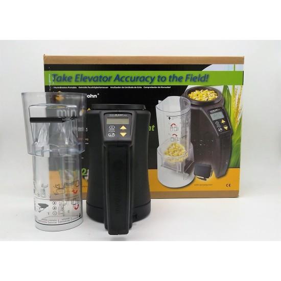 Medidor de Humedad, temperatura y peso especifico de cereales Medidores de humedad