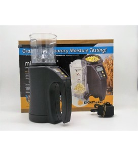 Medidor de Humedad y Temperatura de Cereales y Frutos Secos. Medidores de humedad