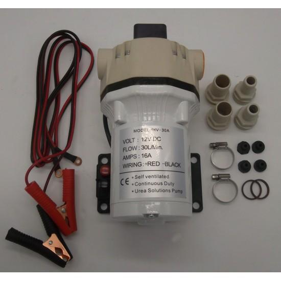 BOMBA TRASIEGO ADBLUE DE 12V - 24V Y 220V Bombas para el Trasiego del Adblue-Urea