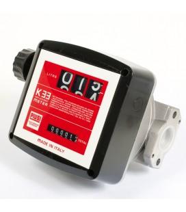 Cuenta Litros Mecanico para Gasoil