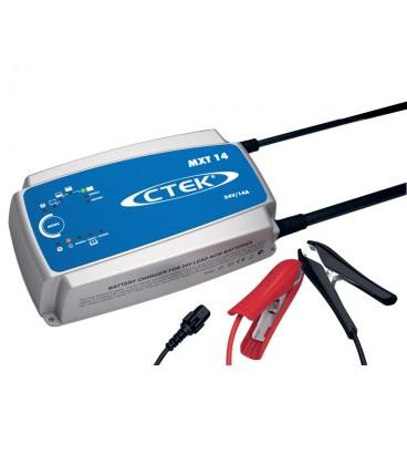 Cargador de bateria Ctek MXT 14 24V Cargadores y Comprobadores de Baterias CTEK