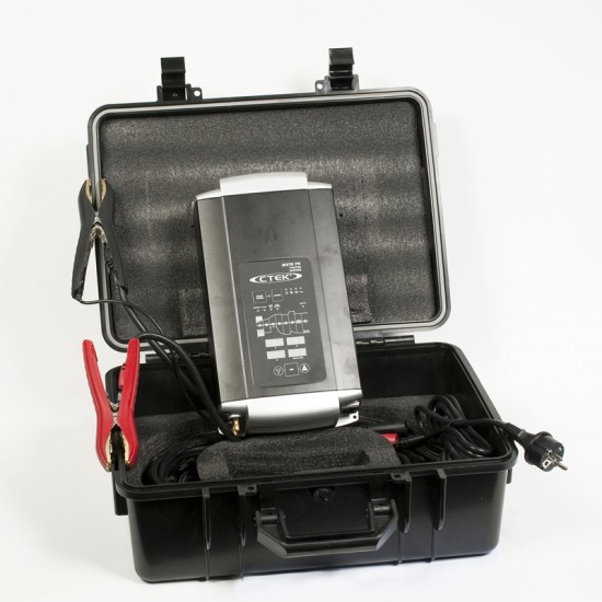 Cargador de bateria Ctek MXTS 70 para 12V y 24V Cargadores y Comprobadores de Baterias CTEK