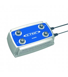 Cargador de bateria Ctek D250TS 24V-10A