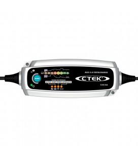 Cargador de bateria Ctek MXS 5.0 12V TEST y CARGA