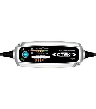 Cargador de bateria Ctek MXS 5.0 12V TEST y CARGA Cargadores y Comprobadores de Baterias CTEK