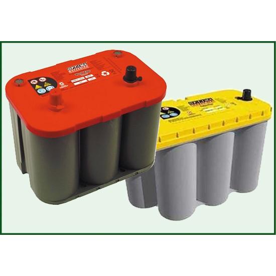 Baterias Optima