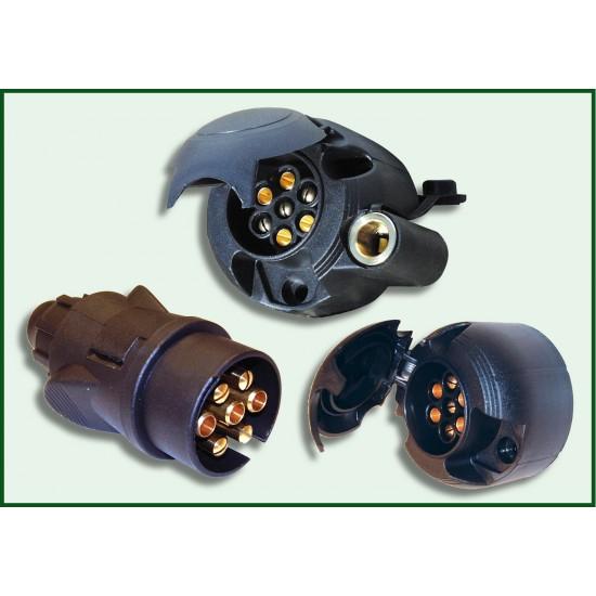 Enchufes-Clavijas-Cables