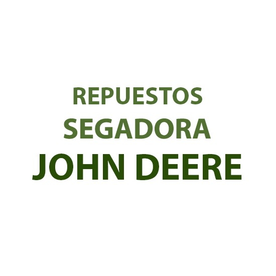 Recambios Originales y Adaptables para Segadora y Rastrillo John Deere