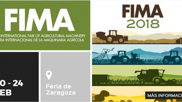 FIMA 2018: La 40 edición de la feria internacional agrícola y de maquinaria calienta motores