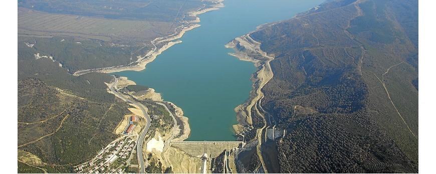 La reserva de agua en España se encuentra al 37,2% de su capacidad