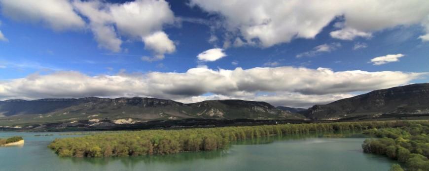 La reserva de agua en España se encuentra al 36,5 por ciento de su capacidad