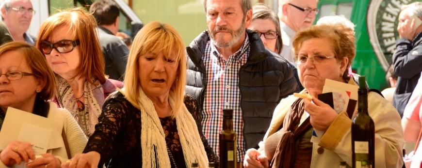 Primera Jornada del Aceite de La Rioja, excelentes catas y buena calidad