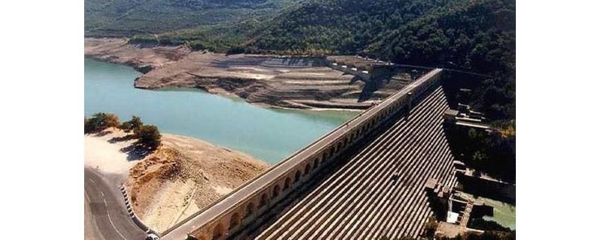 La reserva de agua en España se recupera y ya se encuentra al 42,4 por ciento de su capacidad
