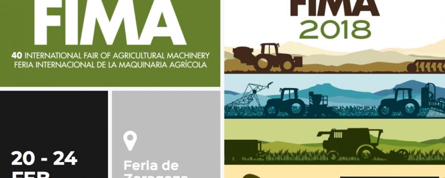 Hoy abre las puertas FIMA 2018 Zaragoza, la mejor feria agrícola de la historia