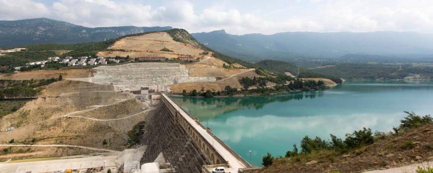 Comprobamos el estado de la reserva hidráulica en España