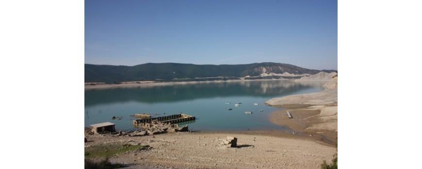 La reserva de agua en España se encuentra al 68,6 por ciento de su capacidad