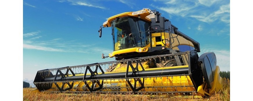 Las ventas de maquinaria agrícola suben un 7,2% sin contar con el Plan Renove