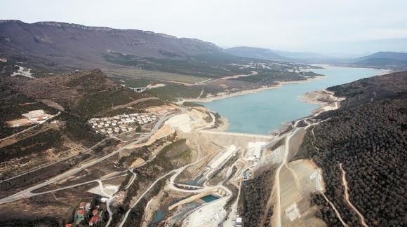 La reserva de agua en España se encuentra al 71,8 por ciento de su capacidad