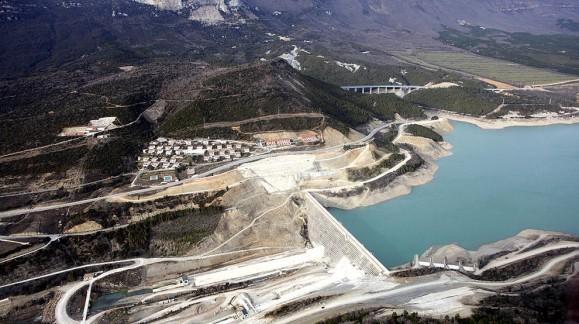 La reserva de agua en España se sitúa al 70,6 por ciento de su capacidad
