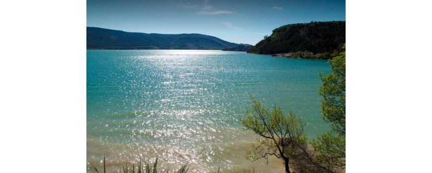 La reserva de agua a principios de Agosto se sitúa al 65,1 por ciento con 36.481 hectómetros cúbicos